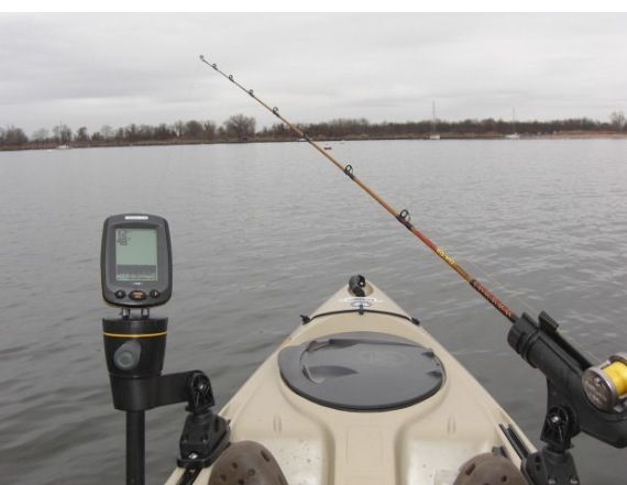 good inexpensive fish finders for kayaks in 2018